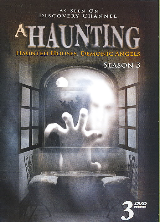 HAUNTING SEASON 3 BY HAUNTING (DVD)