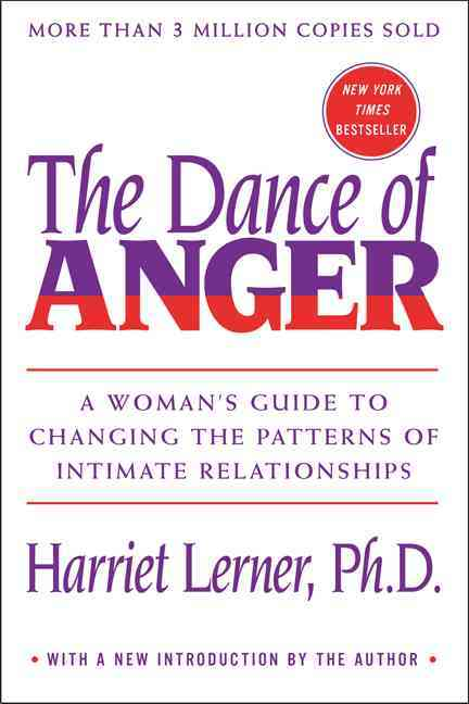 The Dance of Anger By Lerner, Harriet Goldhor